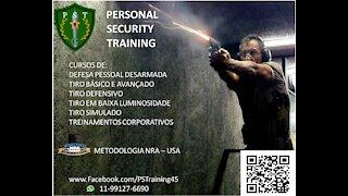 PST - Personal Security Training