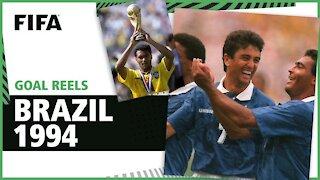 🇧🇷 Romario   FIFA World Cup Goals