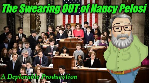NANCY PELOSI SWEARING OUT CEREMONY 2021
