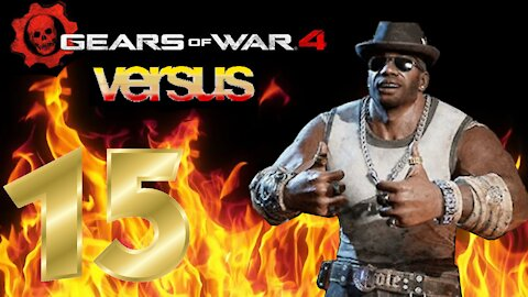 Gears of War 4 Versus Gameplay Ranked Matches #15