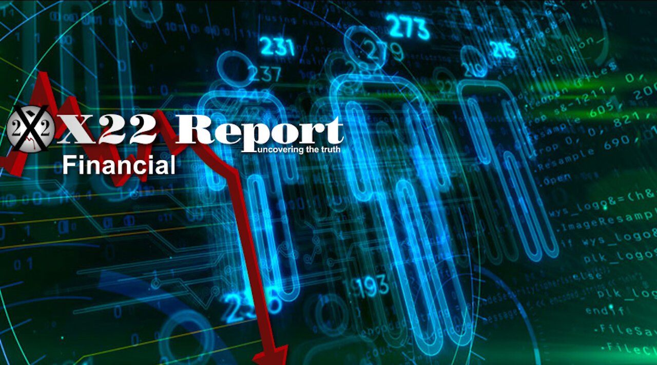 X22Report - Central Bank Just Revealed Their Entire Plan! Conspiracy No More! Watch What Happens Next! - Must Video