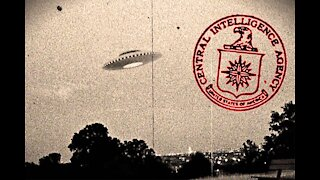 CIA Drops 'Black Vault' Trove Containing 'All' Government Documents On UFOs!