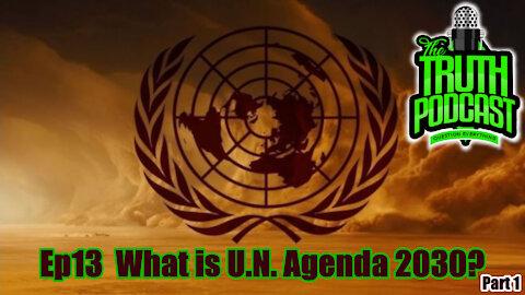 What is Agenda 2030? (Part 1)