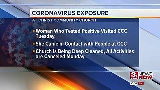 Coronavirus at CCC