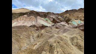 Artist Drive Death Valley, CA