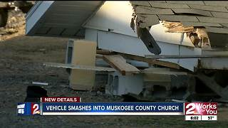 Muskogee County Church victim of hit and run