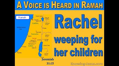 The Watchman Will Wail Like Rachel For Her Children! Revelation 12 Sign!