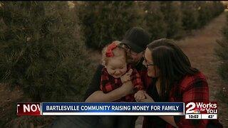 Bartlesville community raising money for family