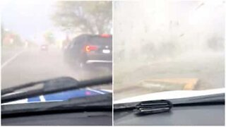 Close call with a tornado in the USA!