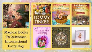 Teelie Turner Author | Magical Books To Celebrate International Fairy Day | Teelie Turner