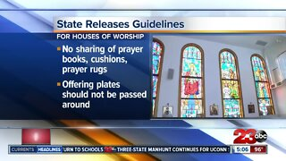 New church guidelines