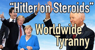 """We are Witnessing Worldwide Planned Genocide, """"Hitler on Steroids"""" w/ Dr. Zelenko"""