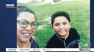 Kansas City mom shares family's story after COVID-19