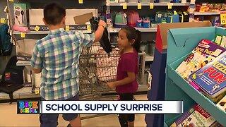 7 Action News School Supplies Surprise
