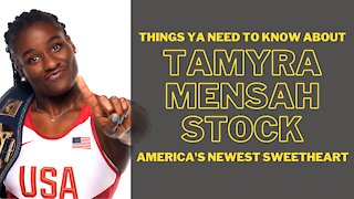 Tamyra Mensah Stock: Things Ya Need to Know about Americas Newest Sweetheart