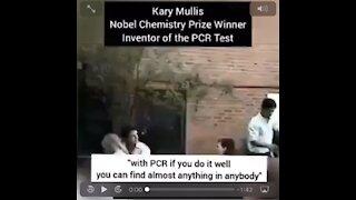 Kary B. Mullis (PCR inventor)