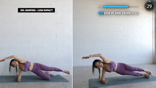 Best Full Body Workout to Lose Fat 20 mins | 28 Day Challenge