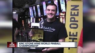 Fox 4 meteorologist takes World Pinball Championship