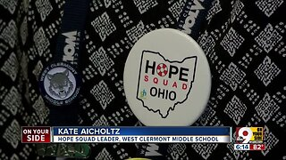 County approves funding for suicide prevention services in schools