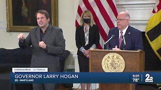 Gov. Hogan announces major new COVID-19 economic relief initiative
