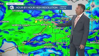 7 First Alert Forecast 5am Update, Monday, May 3