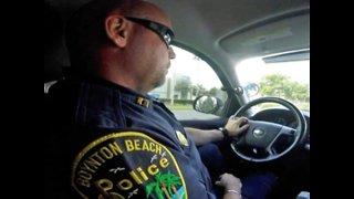 Boynton Beach Police Department raising money for No-Shave November