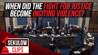 When Did the Fight for Justice Become Inciting Violence?