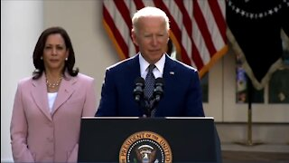 Biden Claims History Is Being Rewritten on January 6