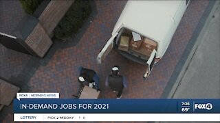 Help Wanted: Most in-demand jobs in 2021