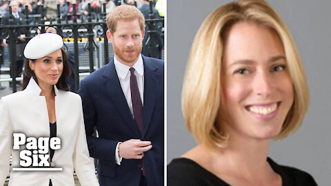 Meghan and Harry's chief of staff is leaving role after a year