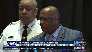 Fighting crime in Baltimore