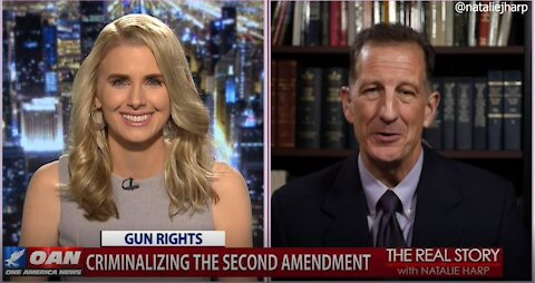 The Real Story - OANN 2nd Amendment Attack with Erich Pratt
