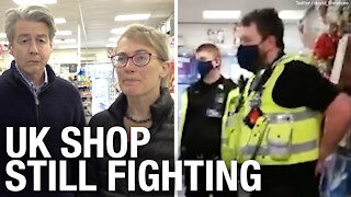 The fight continues for card shop hit with lockdown fines in U.K.