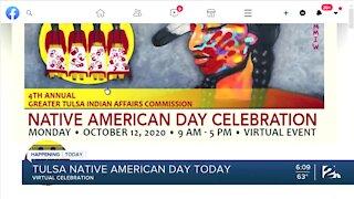 Tulsa Native American Day goes virtual on Monday