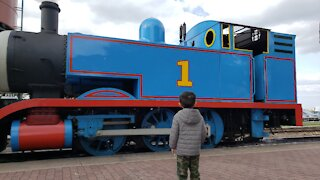Day Out with Thomas on Strasburg Railroad - 2020 - Train Adventure to Ronks PA (Part 1)