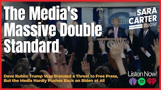 Dave Rubin on the Media's Massive Double Standard