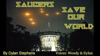 Saucers Save Our World
