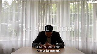"""Toni Tano, """"An alle Eltern"""", à tous les parents, Sous-titré en Français."""