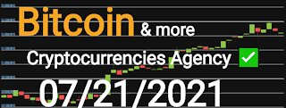 Cryptocurrencies Today 07/21/2021