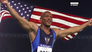 Olympian Maurice Greene gives inside track on rise to fame