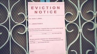 Eviction moratorium expirs