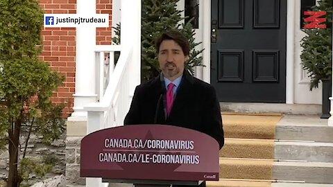 Le Canada ne prévoit pas la fin de la distanciation sociale avant quelques mois