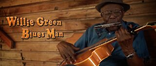 Willie Green - The True Blues Man