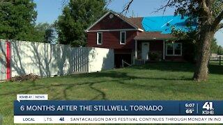 6 months after the Stilwell tornado