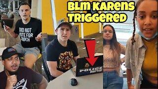 "BLM Karens Freak Out Over ""Police Lives Matter"" Sticker On ASU Campus"