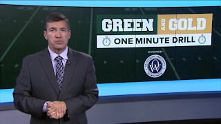 Green and Gold One Minute Drill: Oct. 15, 2021