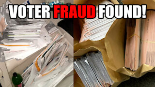 Hundreds of California Recall Ballots FOUND in Guy's Car