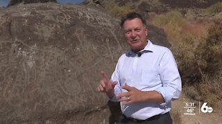 In Search of Idaho's Petroglyphs
