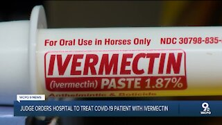 Butler Co. judge orders doctors to treat COVID-19 patient with Ivermectin