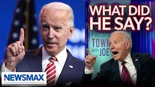 Stinchfield: Joe Biden needs to take a cognitive test